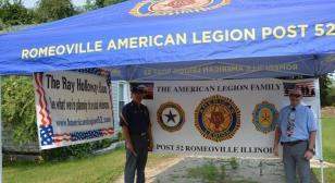 Romeoville (Ill.) American Legion Post 52 helping to build a brighter future for a deserving veteran family