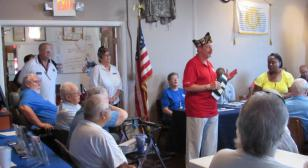 Legion posts holds VA town hall meeting