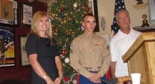 Legion post helps a veteran in need take flight