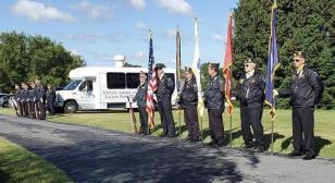 Ray A. Master Post 217 Honor Guard