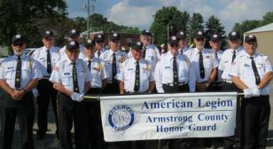 Armstrong County American Legion Honor Guard