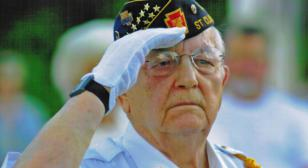 WWII vet continues to serve nation in honor guard
