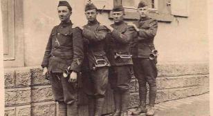 The Bugler, 32nd Division, World War I