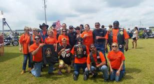 Legion Riders Post 96 13th annual Freedom Ride
