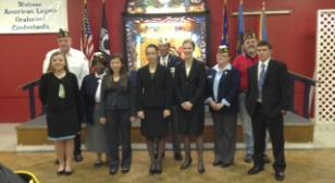 15th District Oratorical Contest 2013
