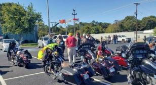 North Carolina American Legion Riders Inaugural Legacy Run