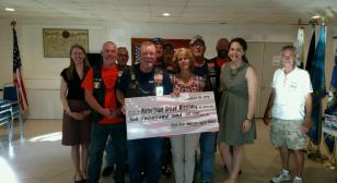 Black River Post 673 ALR presents $10,000 to Watertown Urban Mission