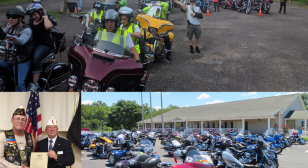 Riders Complete Virginia In State Legacy Scholarship Run