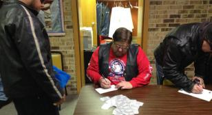 Oklahoma Riders have successful poker run