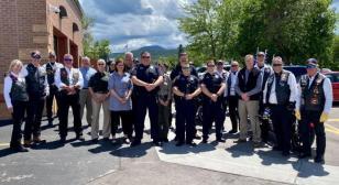 Law Enforcement Appreciation Ride