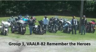 Remember the Heroes Poker Run