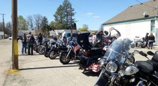 Charity ride to put wounded Marine back on a motorcycle