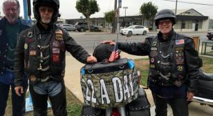 ALR Chapter 31 (Salinas, Calif.) Suicide Awareness Mission to Sturgis