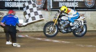 Legion Riders support racer