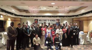 South Korea's welcome dinner for national commander and national Auxiliary president