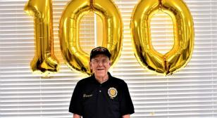 Celebrating a 100th birthday