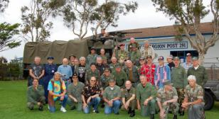 Welcome Home Vietnam Veterans Event