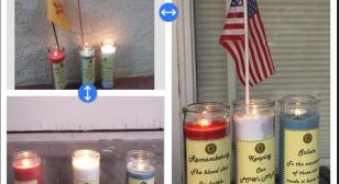 #CANDLESOFHONOR