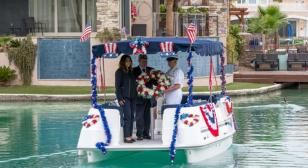 Las Vegas Post 76 holds Memorial Day service