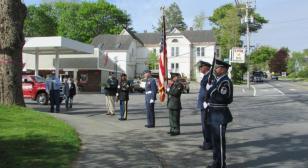 War Memorial Post 30 (Camden, Maine) Memorial Day