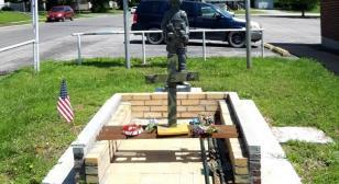 American Legion Post 485 Memorial Day Service