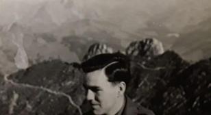 Hubert Witte, WWII veteran (1927-2018)