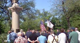 Monument Park memorial, Chicago