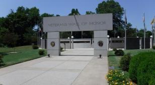 Tours of the Veterans Wall of Honor Memorial, Bella Vista, Ark.