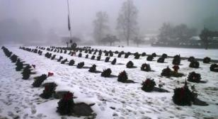 Post 47 in Waynesville hosts Wreaths Across America Day