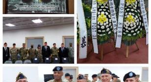 Barrett-Bonifas Memorial Ceremony
