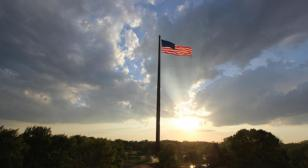 America's tallest flag dedicated in Sheboygan, Wisc.