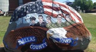 Iowa's Freedom Rocks