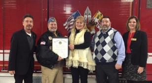 Fallen warrior's family receives Maryland Governor's Memorial Citation with passage of 2020 National Defense Authorization Act