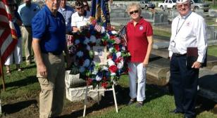 American Legion Post 19 pays tribute to its namesake