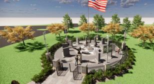 Memorial underway to honor resident veterans from Revolutionary War to present