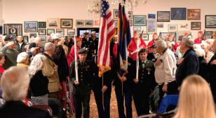 Colorado posts join forces to remember