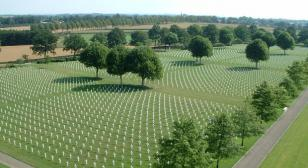 Fallen American soldiers of WWII receive a face in the Netherlands