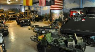 Virginia museum recreates Vietnam soldier experience