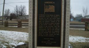Mysterious donation makes tourist-stopping monument at Oklahoma post