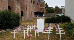 22 Cross Memorial