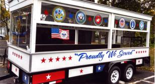 N.Y. post revitalizes patriotic parades with float that encourages participation