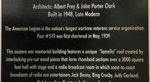 Palm Springs American Legion Post 519 dedicates new historic plaque