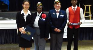 Florida 15th District Oratorical Contest