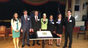 Historic Hollywood Post 43 hosts department oratorical contest