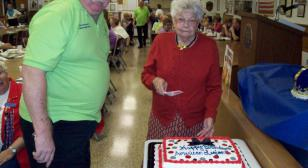 Post 284 celebrates 95th birthday of American Legion
