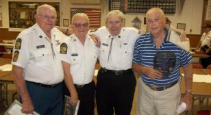 Battle of the Bulge veterans meet