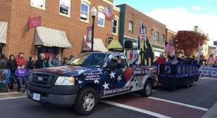 Northern Virginia Veterans Parade honors Legion's 100th anniversary