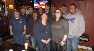 American Legion Extension Institute graduates