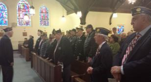 Honoring the memory of the Four Chaplains