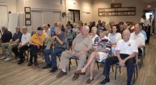 Post 58 (Fountain Hills, Ariz.) honors Korean War veterans
